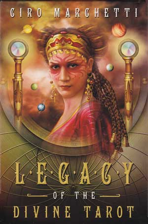 Legacy of the Divine deck & book by Ciro Marche