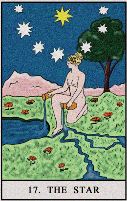 What does the Star Tarot Card Mean?