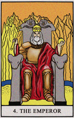 What does the Emperor Tarot Card Mean?